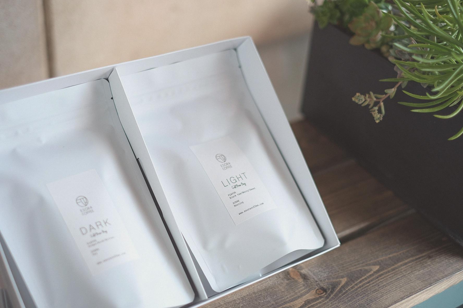 【新商品|水出しコーヒーバッグ】暑い日でもコーヒーに癒されよう