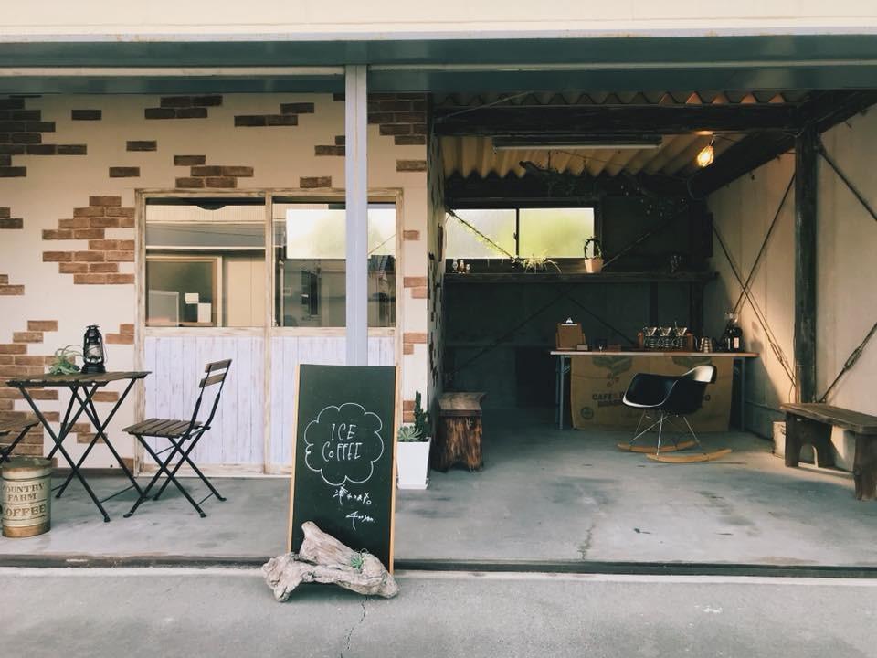 『コーヒースタンド』定期的にオープンします