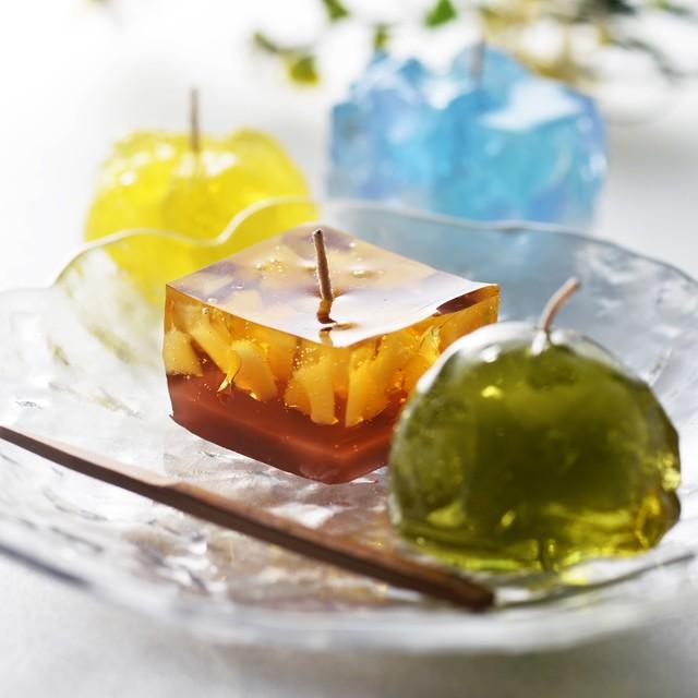 夏の和菓子キャンドル4個入り(夏季限定)