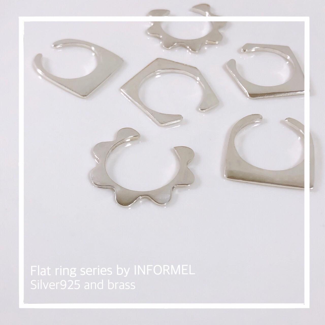 flat ring series