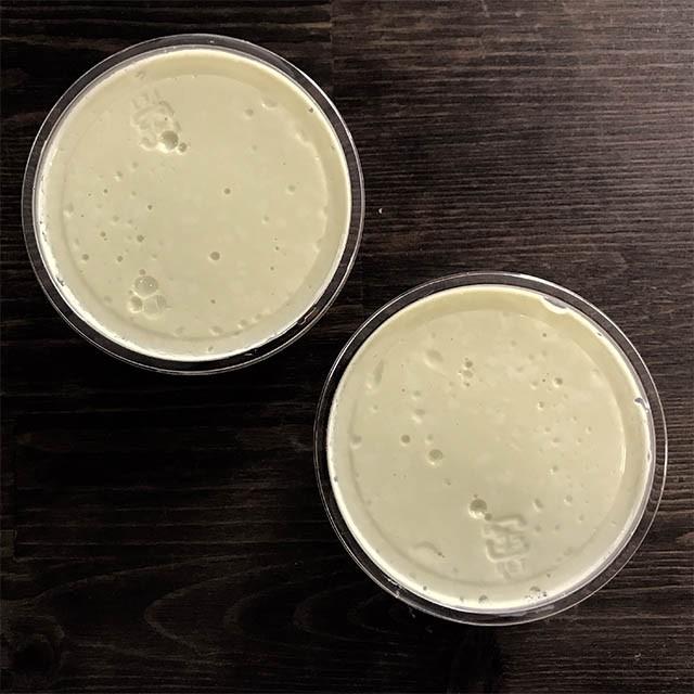 青大豆の風味が口いっぱいに広がる、初夏の味。新緑から夏に向かう季節の味をお豆腐でお楽しみください。