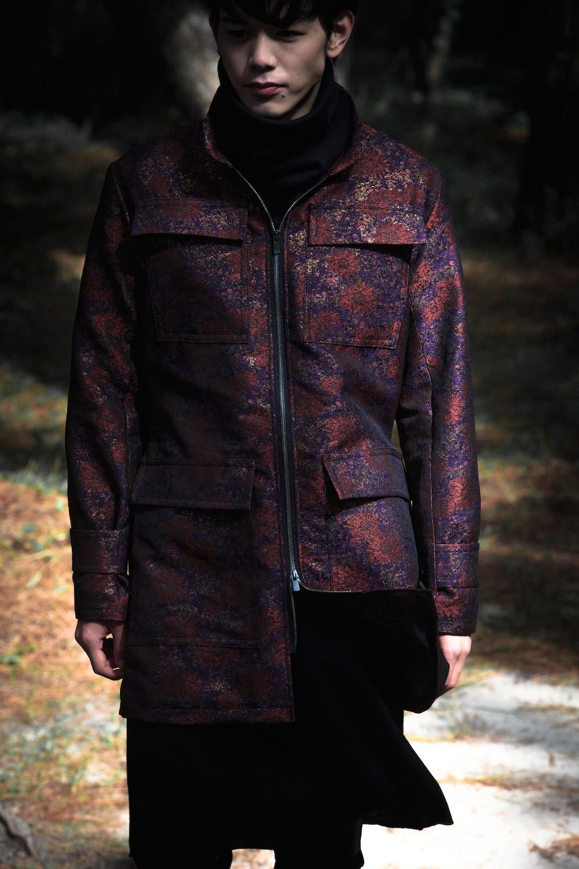 Flower Camouflage Military Jacket