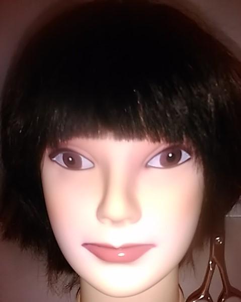 美容師さん!ヘアスタイルにはパワーがありますね!