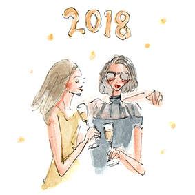 2018年度カレンダーについて