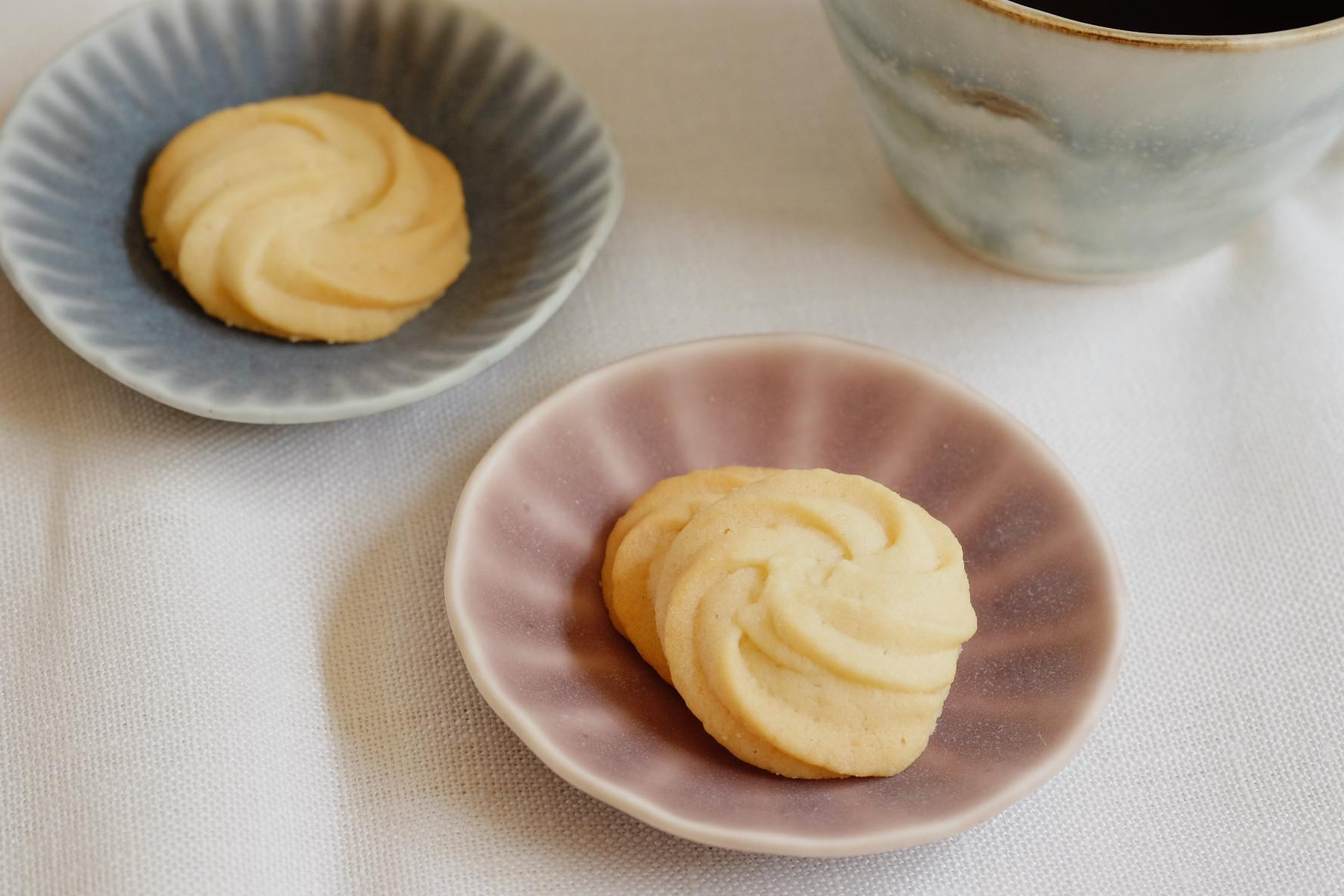 秋の夜長に、お気に入りの豆皿でほっこりおやつはいかがですか?