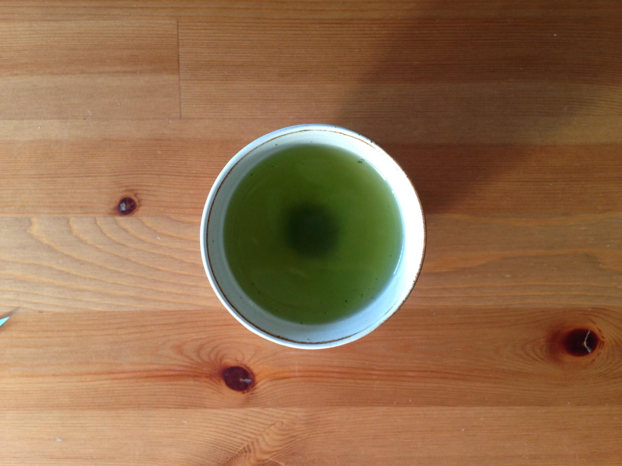 お茶の季節