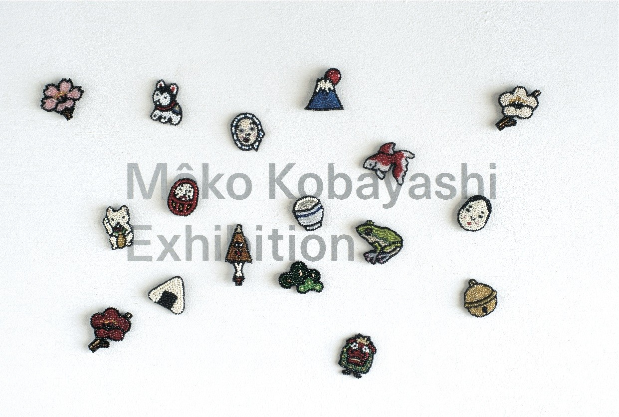 Môko Kobayashi 個展のお知らせ