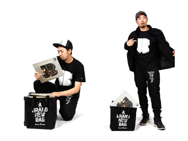 BBP×James Brown新作発売