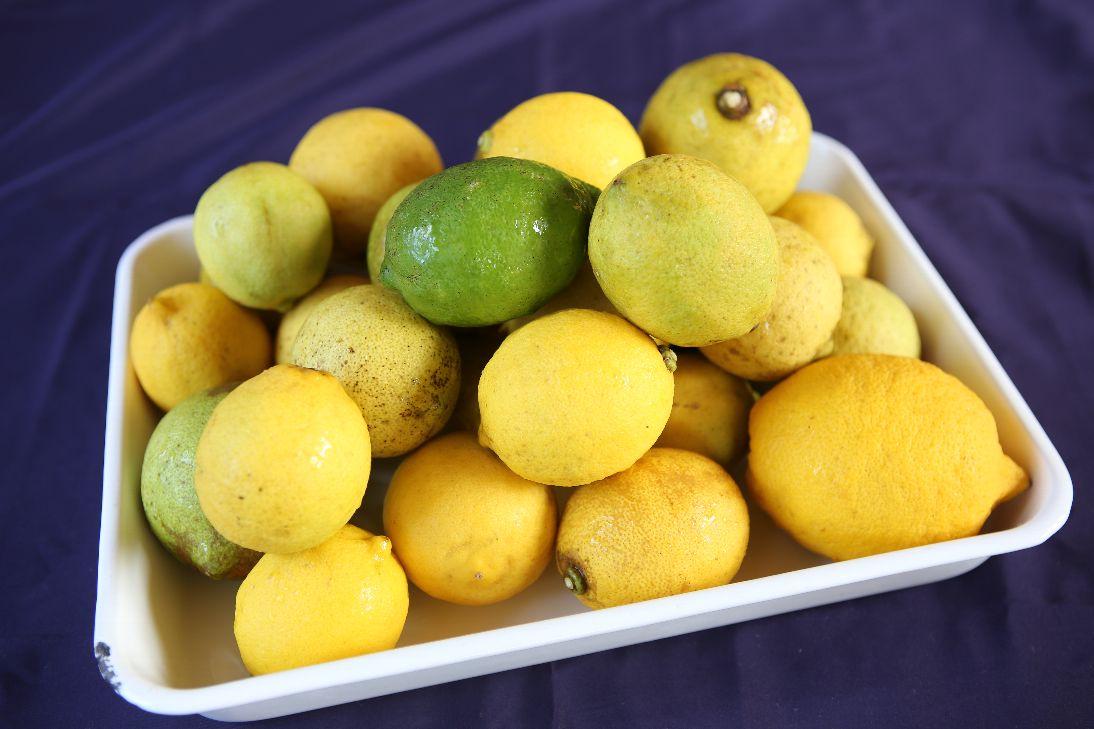 有機レモンについて