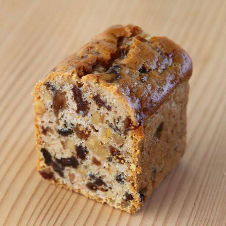季節のケーキ -ドライフルーツ&くるみ- 販売開始のお知らせ