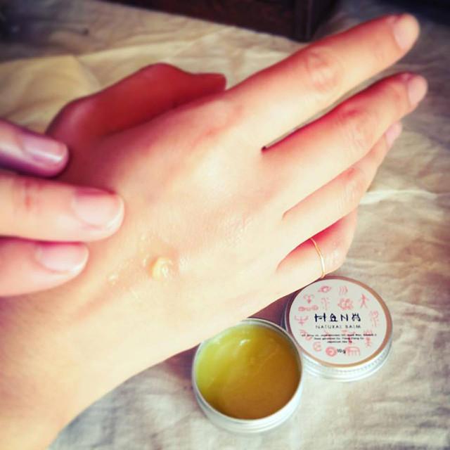 今日の香りは?気分で選んでアロマセラピー効果もバッチリ保湿バーム!