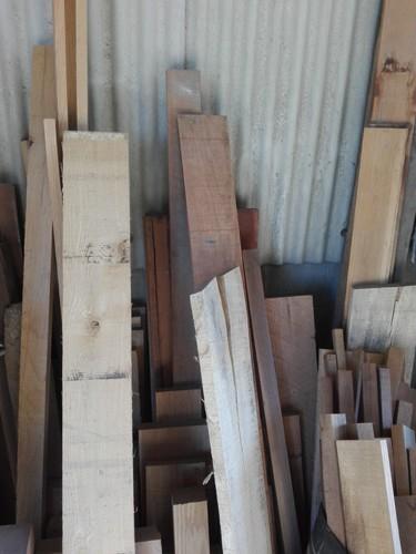 木材とにらめっこ!