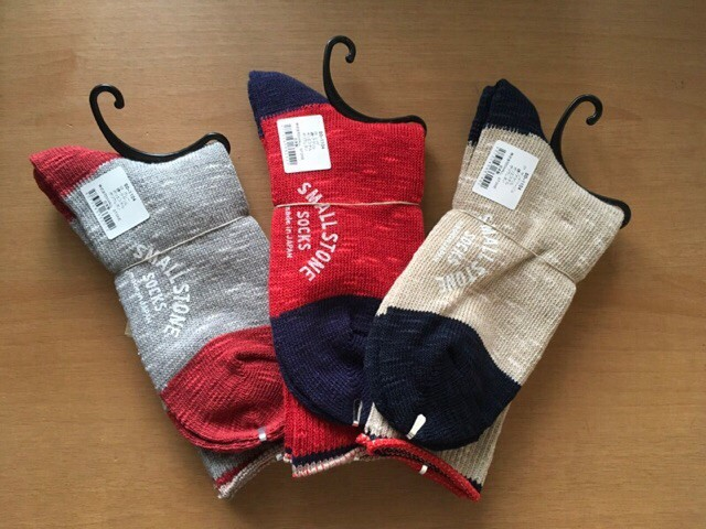 【SMALL STONE】SOCKS
