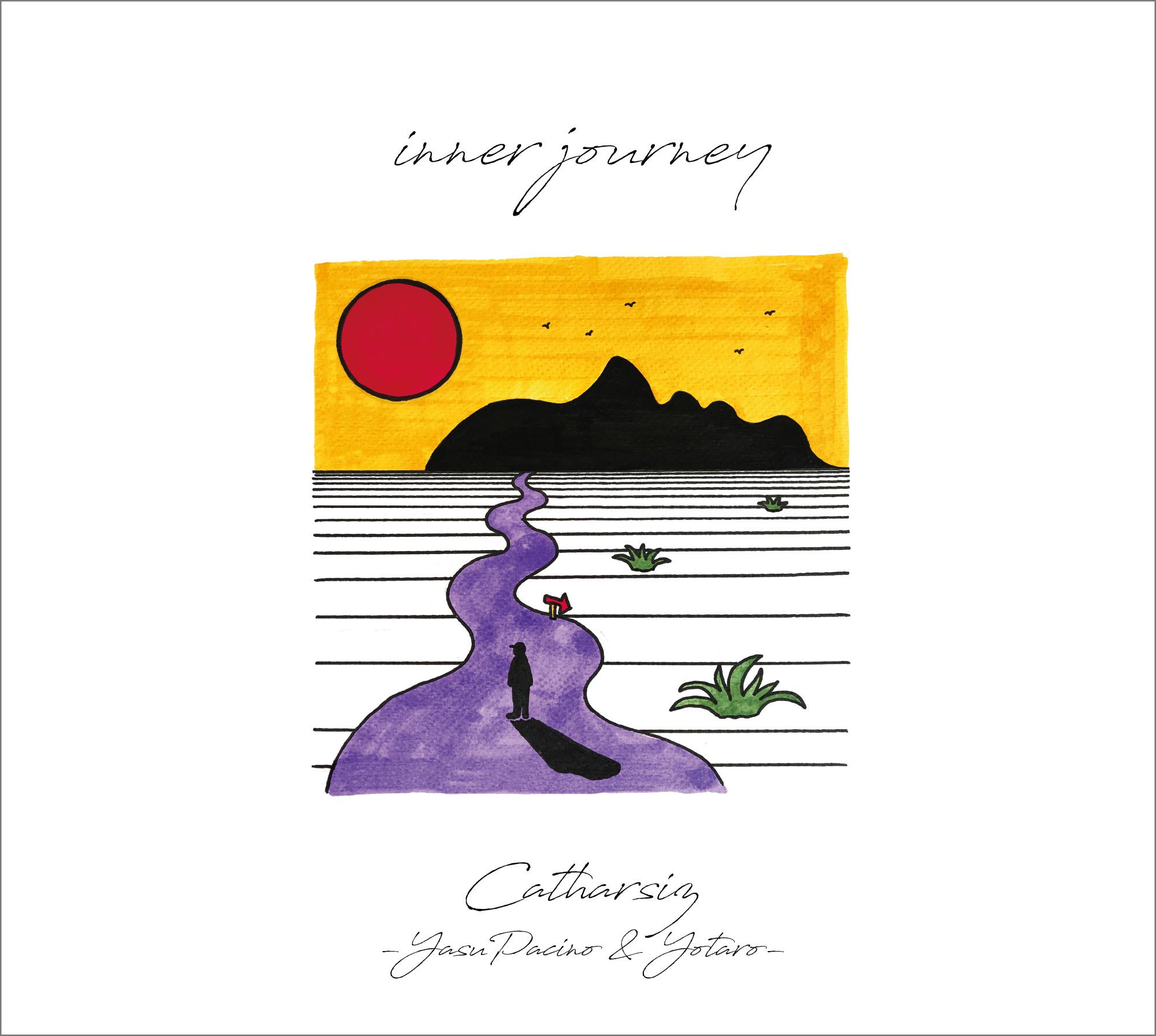 """本日発売!!""""Inner Journey/Catharsiz""""(CD)"""