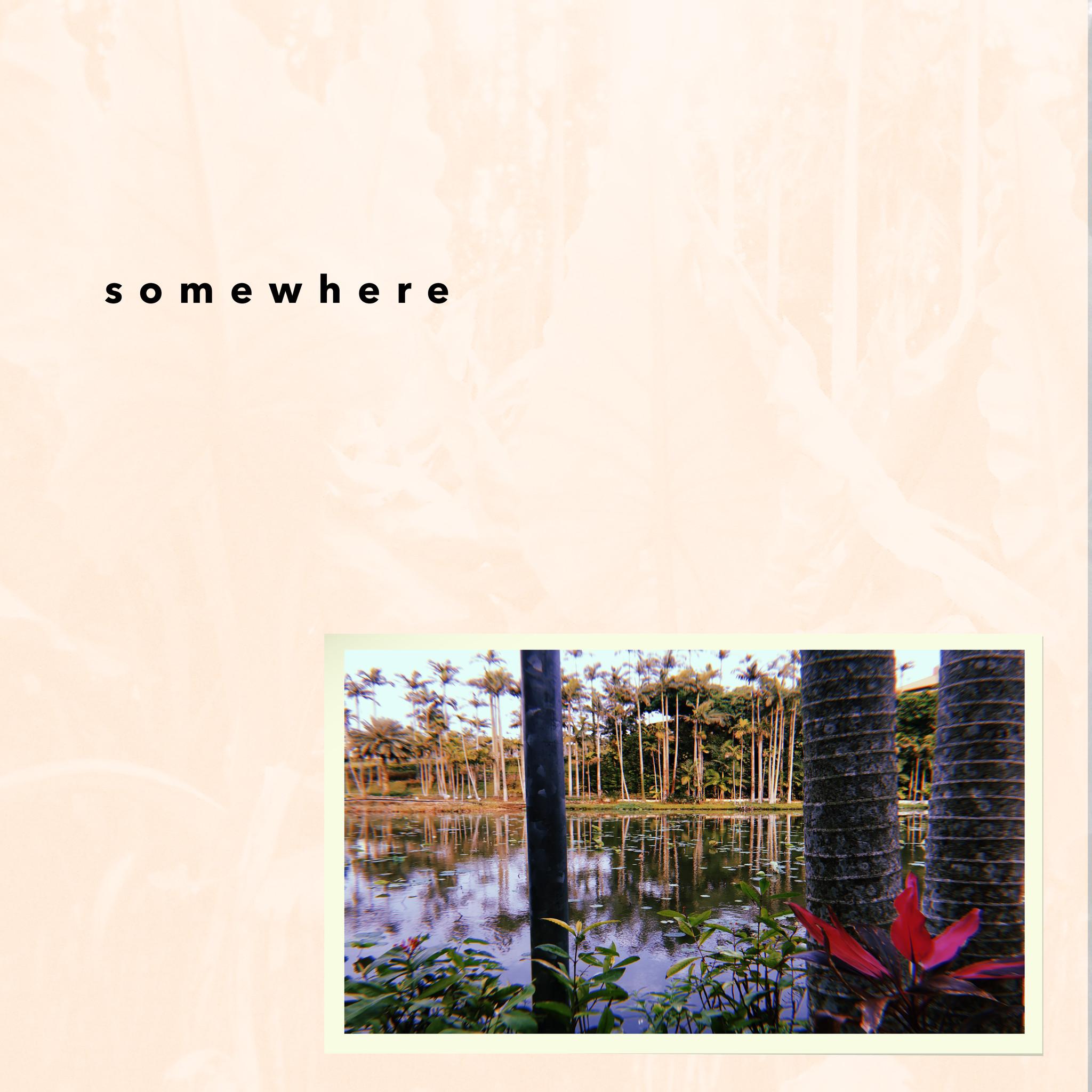 """新曲""""somewhere feat. Budamunk&中村圭作/Yasu-Pacino""""リリース"""