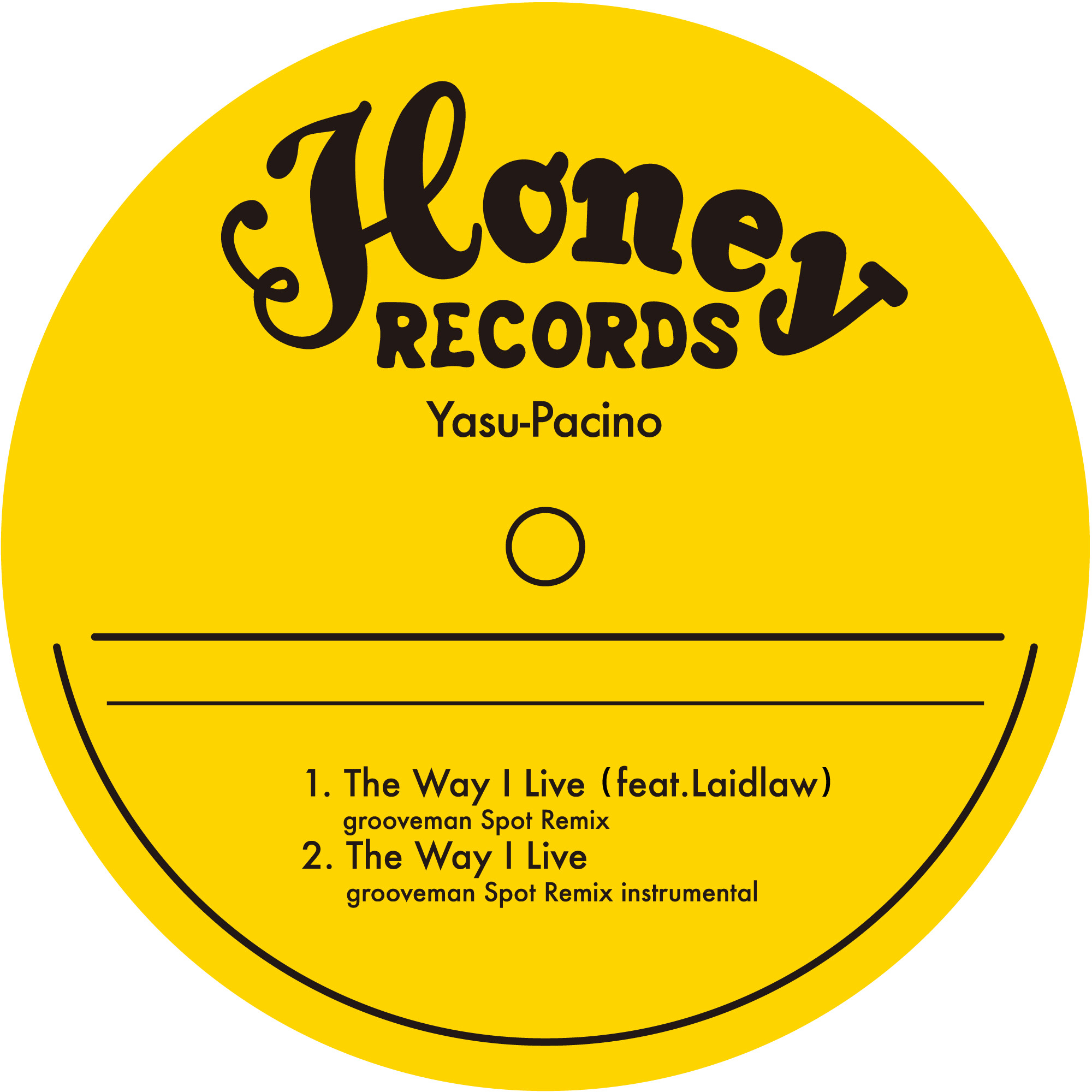 """The Way I Live  grooveman Spot remix""のストリーミング配信開始"