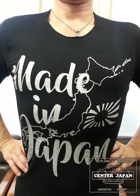 Made In Japan T着用!!