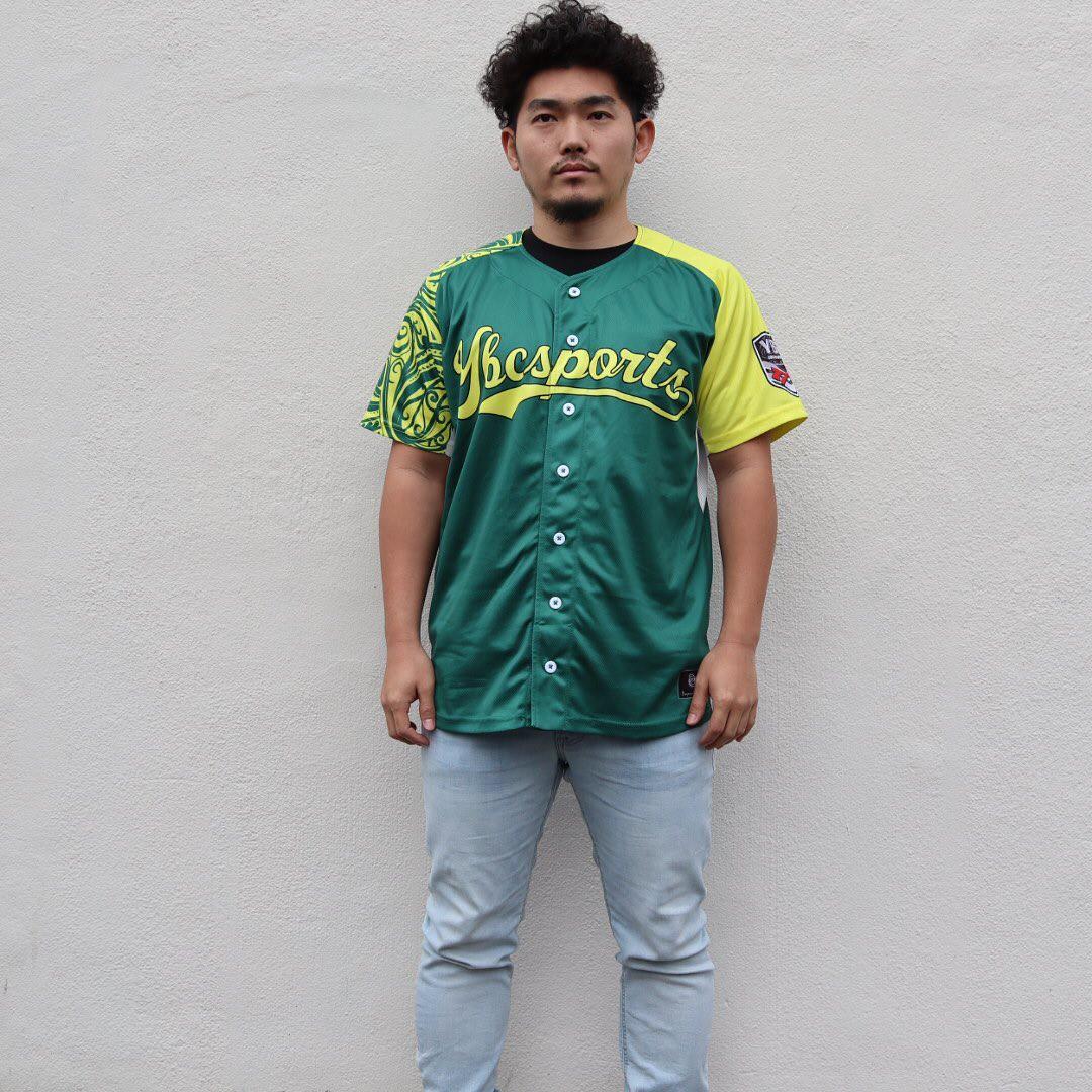 ベースボールシャツがアウトレット価格に!