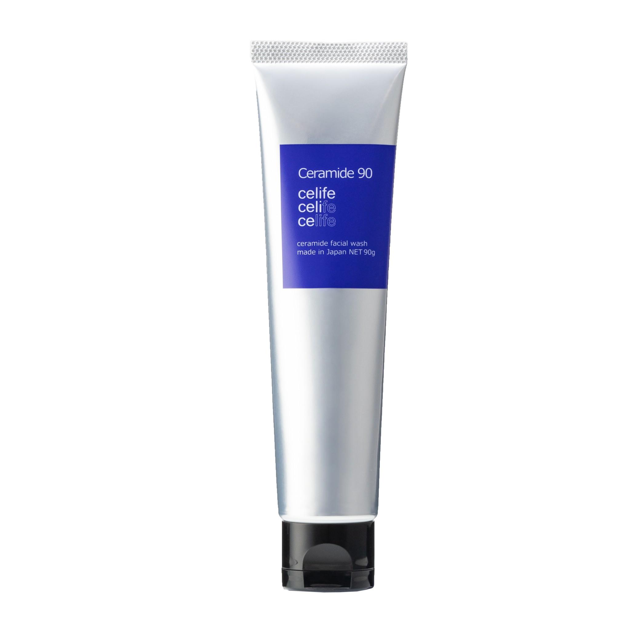 洗い上がりはさっぱりなのにモチモチ、しっとり! 天然セラミド配合洗顔フォームが新発売!