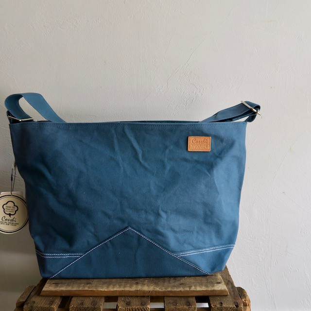 Paraffin Canvas Shoulder Bag