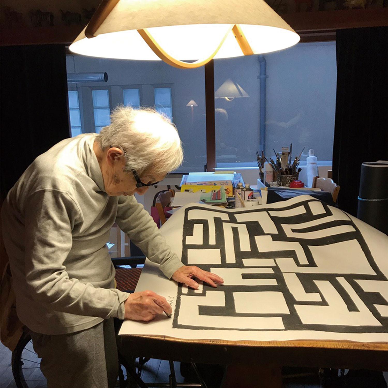 SIWA | 紙和×柚木沙弥郎 SAMIRO YUNOKIM シルクスクリーン作品が入荷いたしました