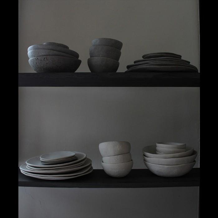 英国の陶芸アーティスト【SARAH JERATH】plate & bowl
