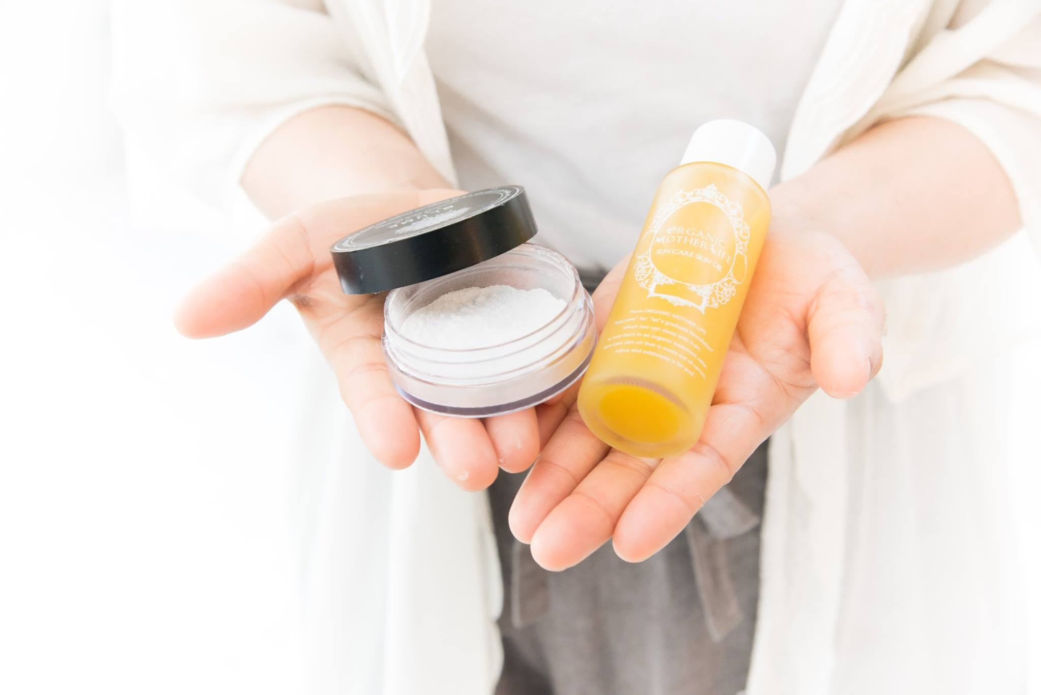Introducing organic cosme
