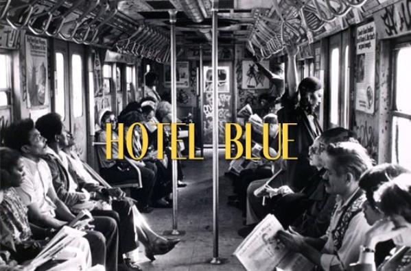 Hotel Blue NEW Deck