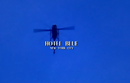 Hotel Blue's About Time