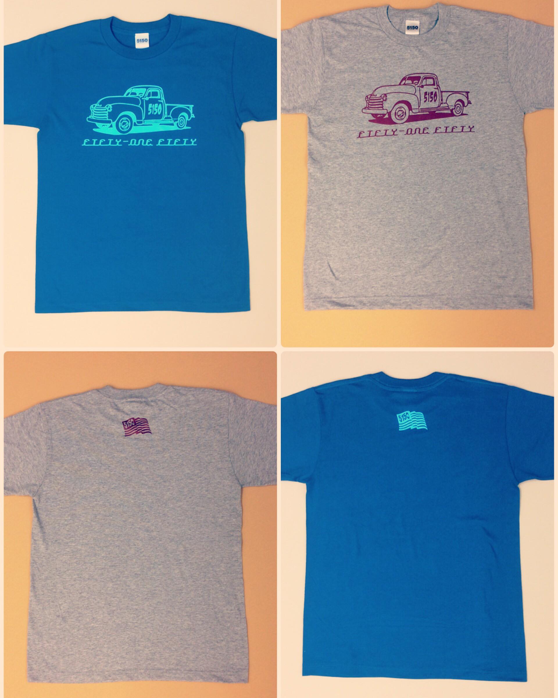 5150pickup truck T-Shirt