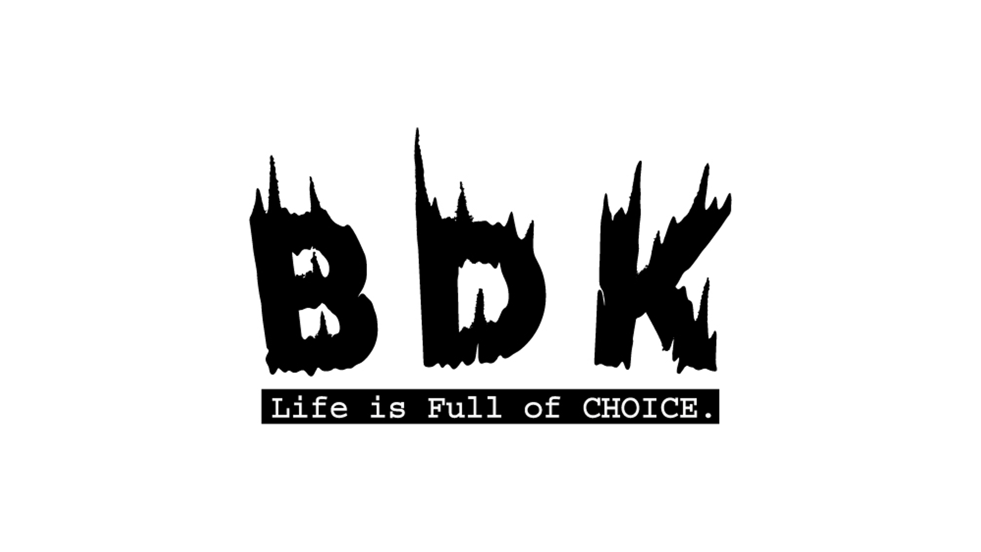 Life is Full of CHOICE NOW ON SALE.