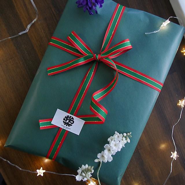 TOCHIGI MARKETのクリスマスラッピング☆