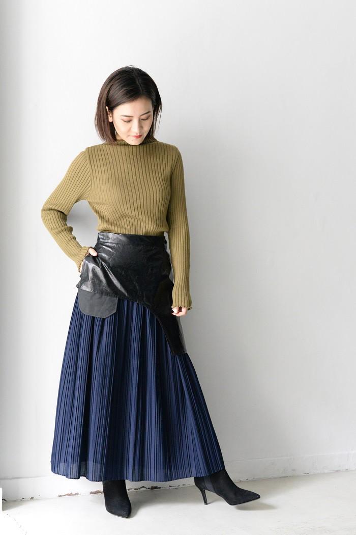 お出かけにはお洒落なスカートで!