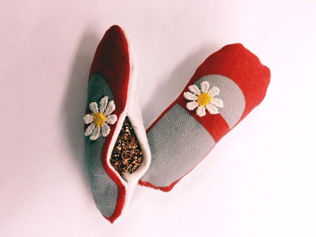 銅の力で靴の防臭・水虫対策!