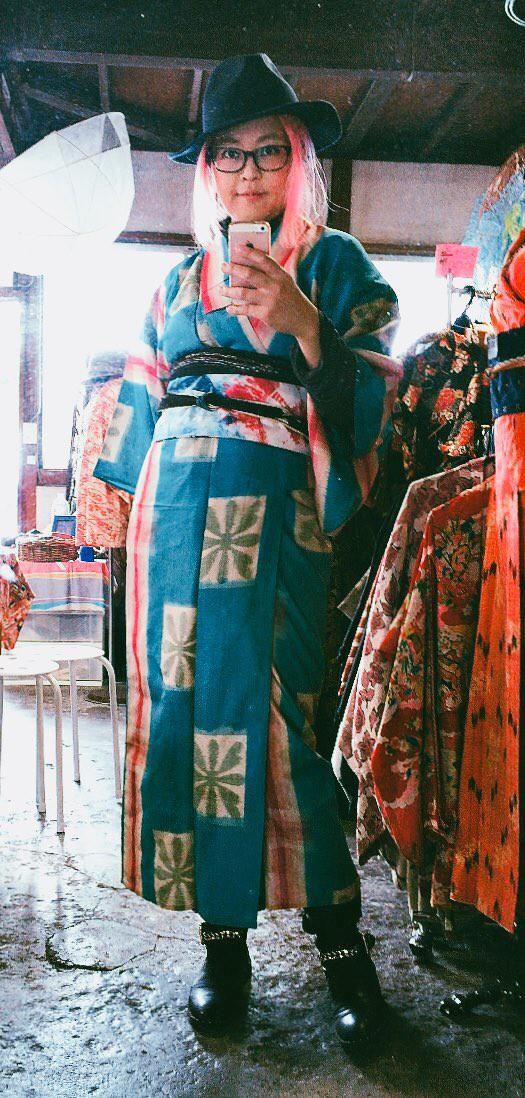 【日曜日の魔女達出演記念】ネオKimonoスタイリング売り切れありがとうございました。
