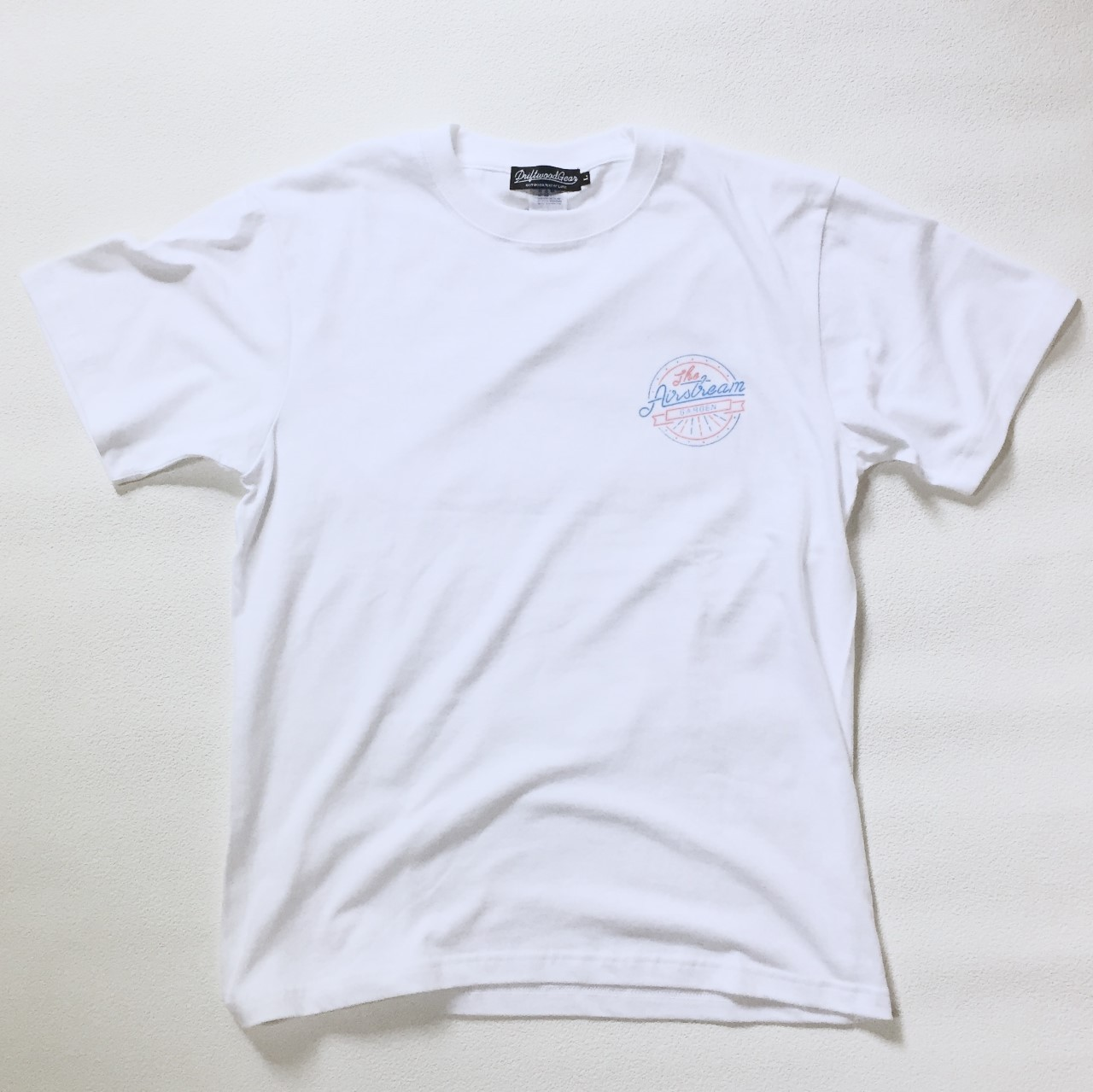 Driftwood Gear ×The AIRSTREAM GARDEN コラボTシャツ