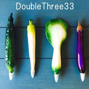 【父の日プレゼント】存在感抜群!面白すぎるリアルな野菜ボールペン!