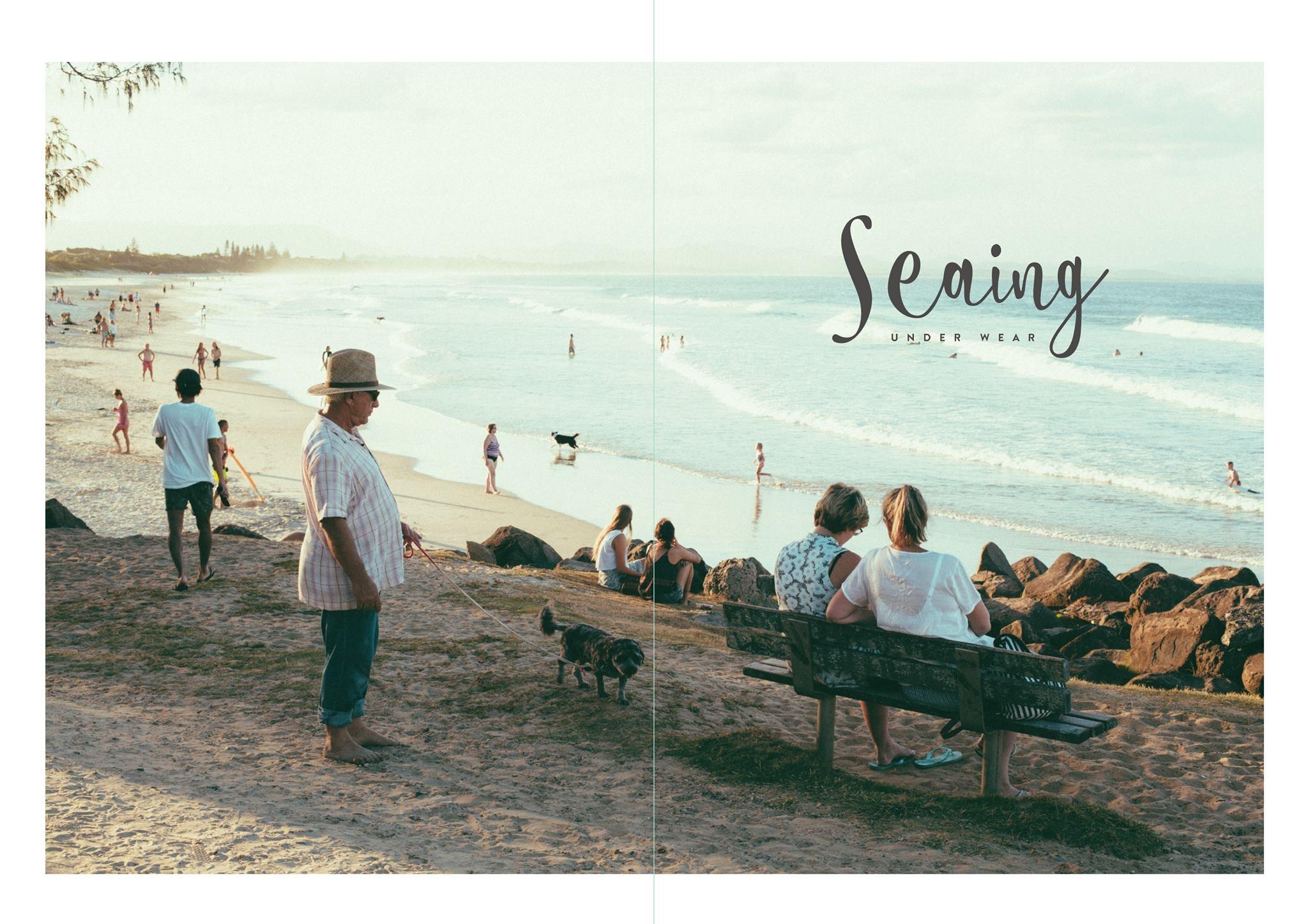 Seaing(シイーング)発売開始です