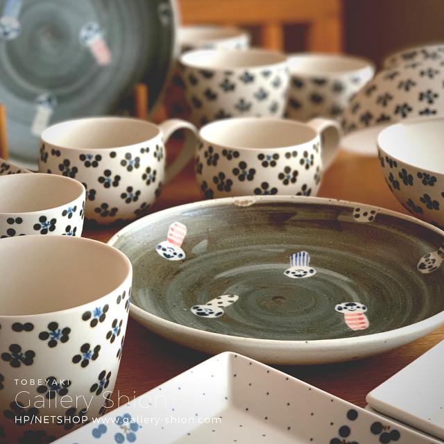 ■入荷/すこし屋/森陶房kaori