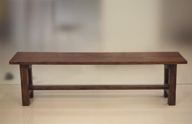 商品紹介!!品番BCー033 ウッドベンチ  Wood Bench