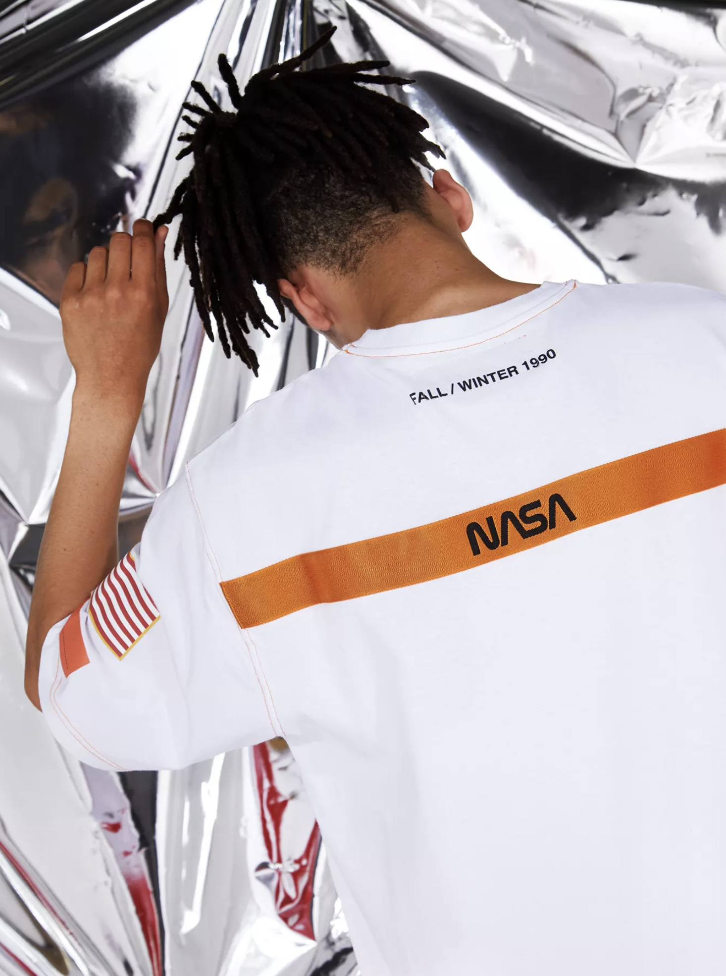 New In : Heron Preston x NASA Capsule collection