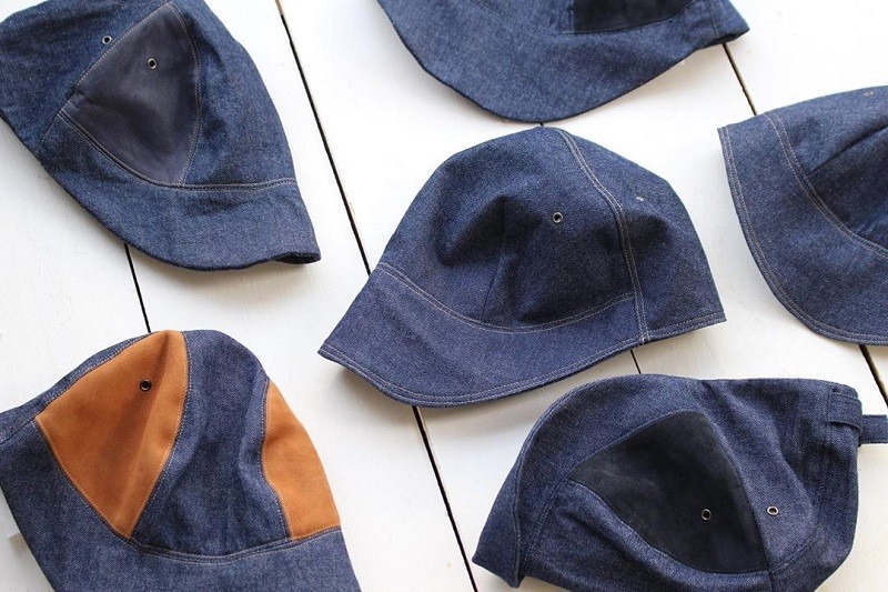 DENIM CAP&HAT