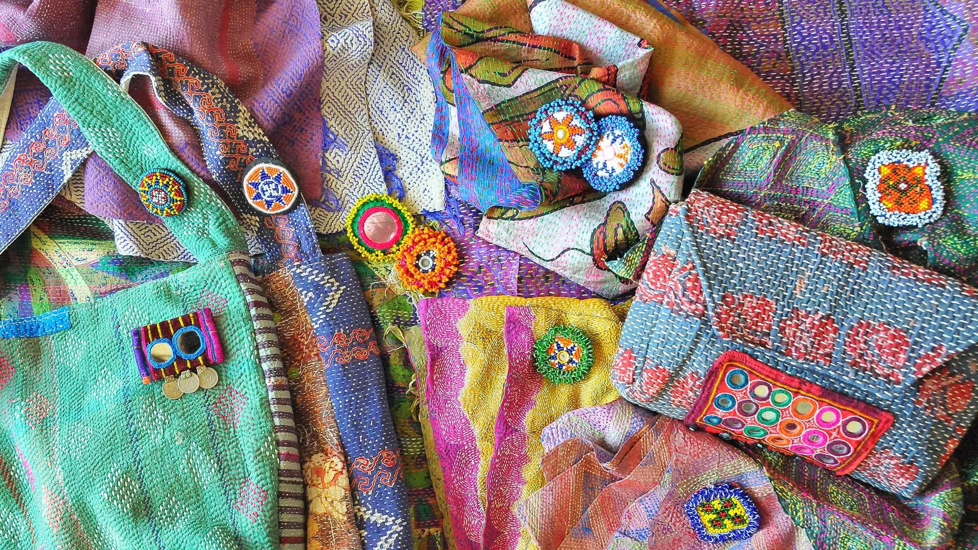 ポキラボ -インド・ウズベキスタンの手仕事展-