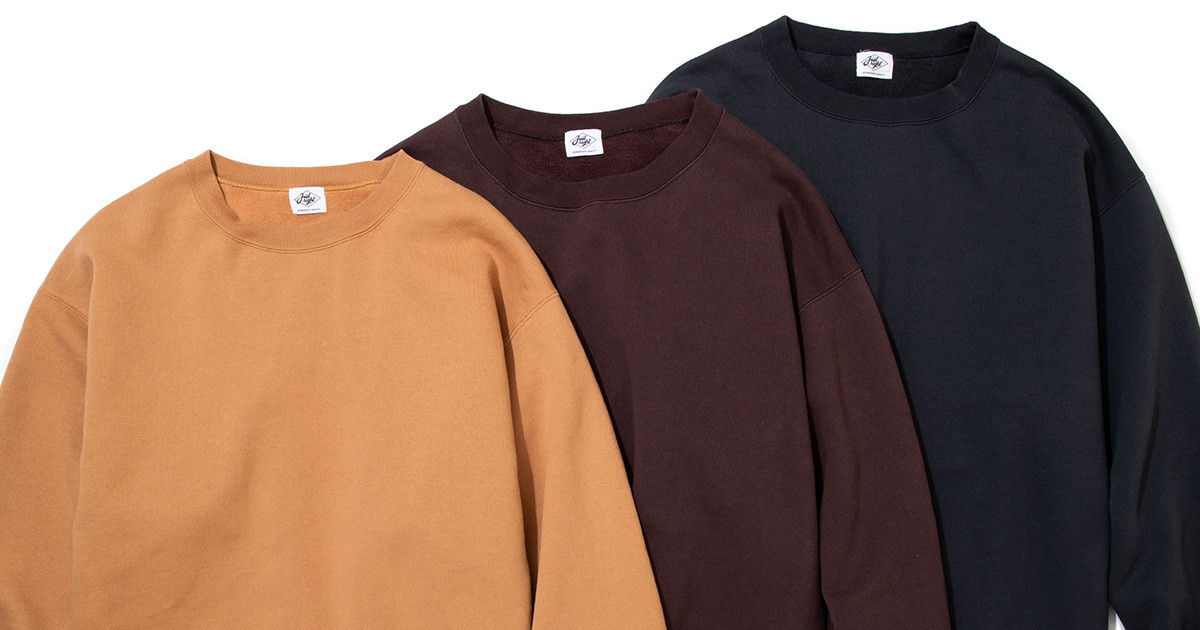 "Those Days Crew Neck ""Warmer"" - Exclusive 3 Colors"