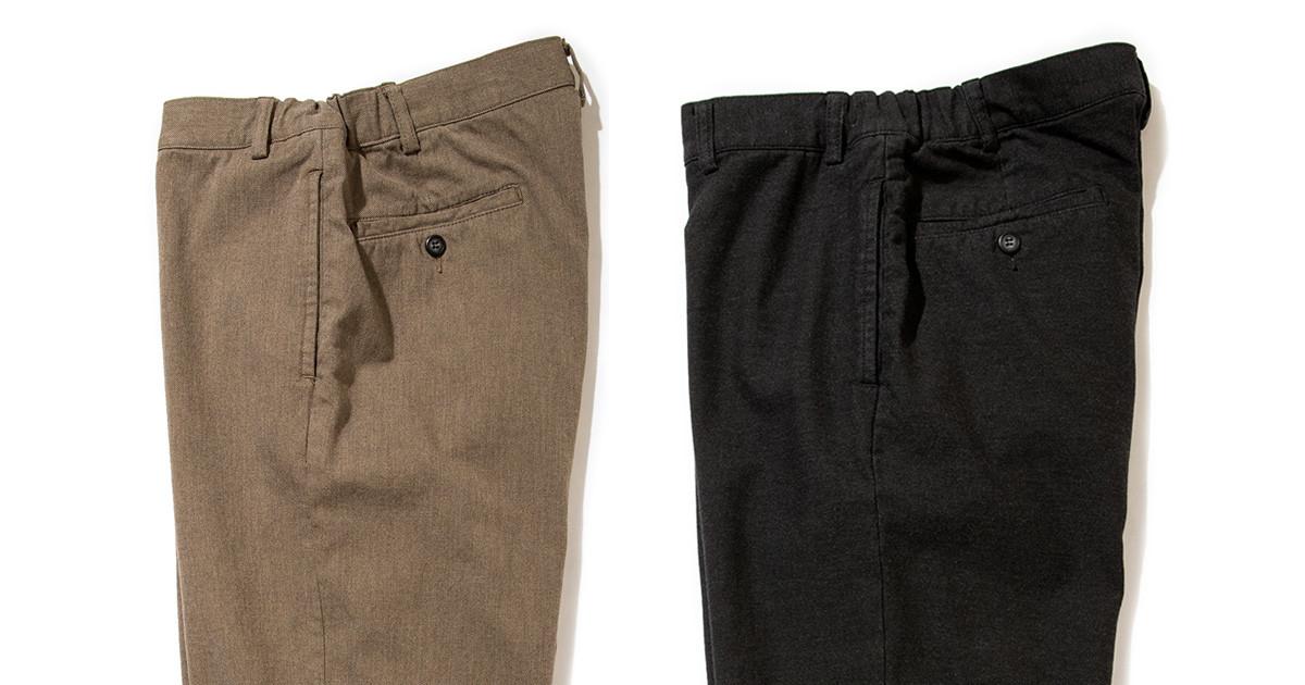 Standard Trousers ver 1.1 - C.Grey & Khaki