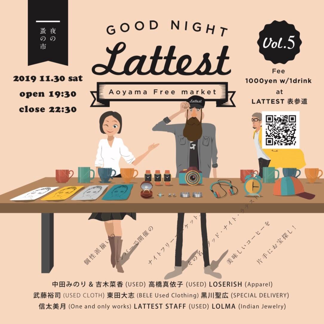 11/30 GOOD NIGHT LATTEST