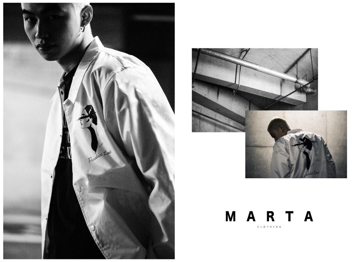 Nao Takahashi × MARTA CLOTHING スナップ公開