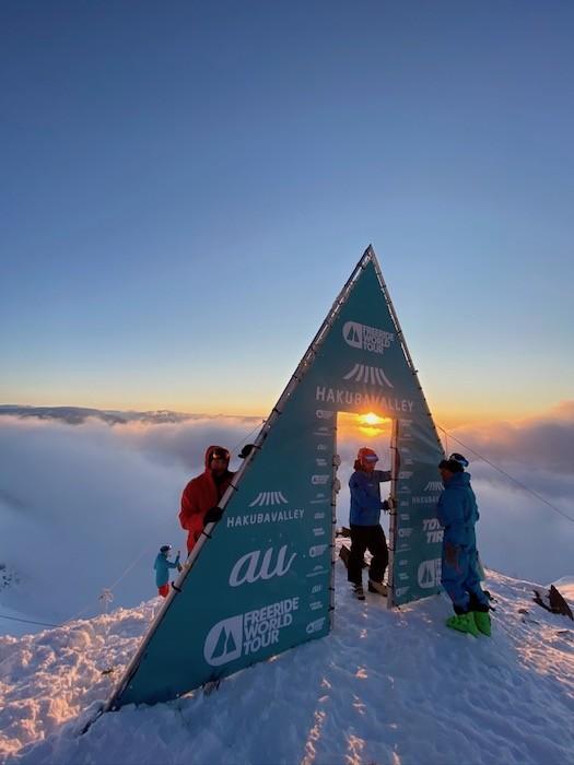 スキーバムダイアリー2020 0119 FWT Hakuba 2020