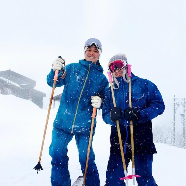 スキーバム活動報告会 2017/18 #バム商セッション
