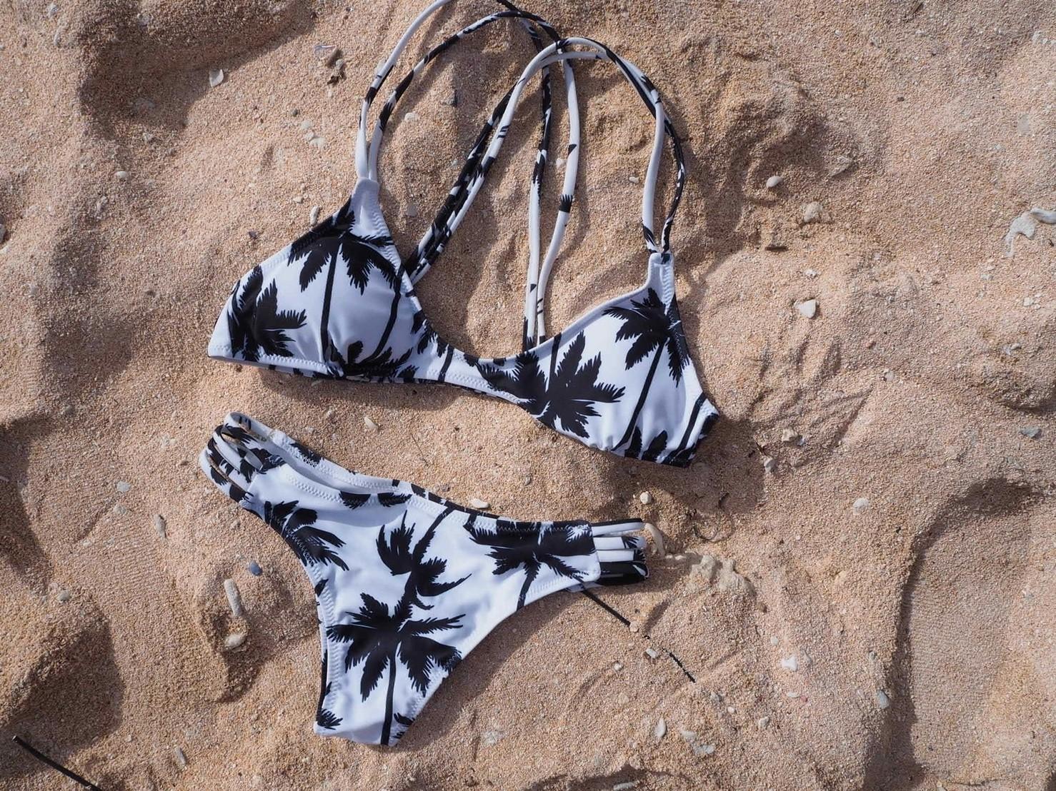 """夏の準備はできた?海辺で映える""""プチプラ水着""""を紹介します♡"""